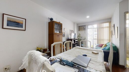 Living - Apartamento 2 quartos à venda Botafogo, Rio de Janeiro - R$ 1.290.000 - II-20223-33636 - 21