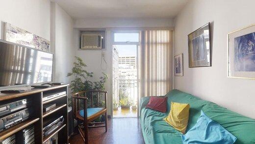 Living - Apartamento 2 quartos à venda Botafogo, Rio de Janeiro - R$ 1.290.000 - II-20223-33636 - 23