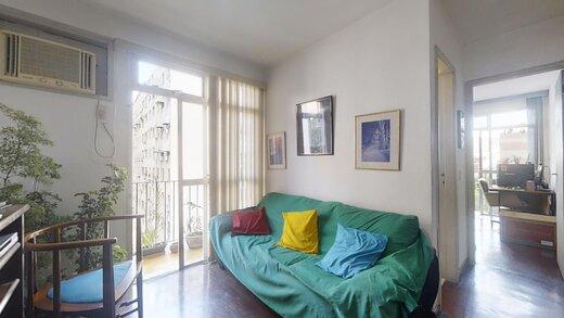 Living - Apartamento 2 quartos à venda Botafogo, Rio de Janeiro - R$ 1.290.000 - II-20223-33636 - 24