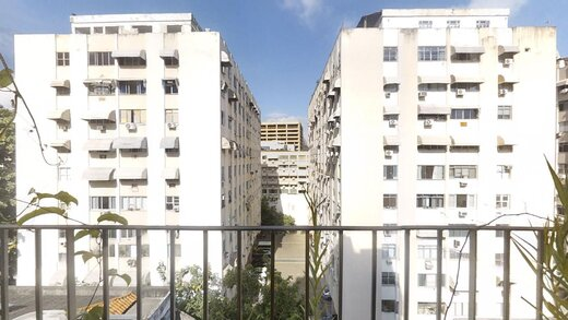 Living - Apartamento 2 quartos à venda Botafogo, Rio de Janeiro - R$ 1.290.000 - II-20223-33636 - 28