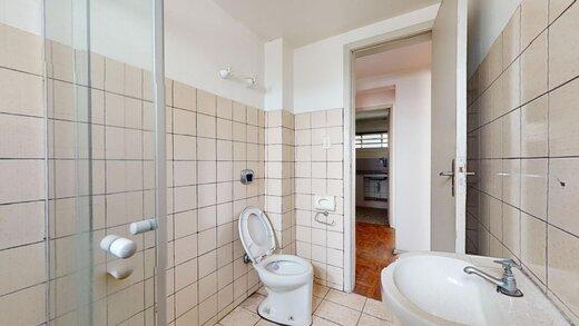 Banheiro - Apartamento à venda Avenida Ireré,Saúde, São Paulo - R$ 455.000 - II-20225-33638 - 4