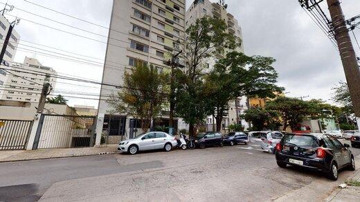 Fachada - Apartamento à venda Avenida Ireré,Saúde, São Paulo - R$ 455.000 - II-20225-33638 - 7