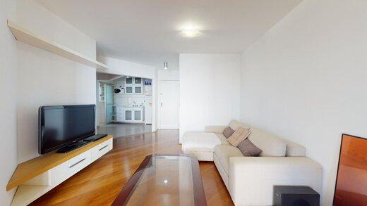 Living - Apartamento à venda Rua Fradique Coutinho,Vila Madalena, São Paulo - R$ 767.000 - II-20232-33645 - 5