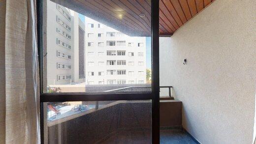 Living - Apartamento à venda Rua Fradique Coutinho,Vila Madalena, São Paulo - R$ 767.000 - II-20232-33645 - 6