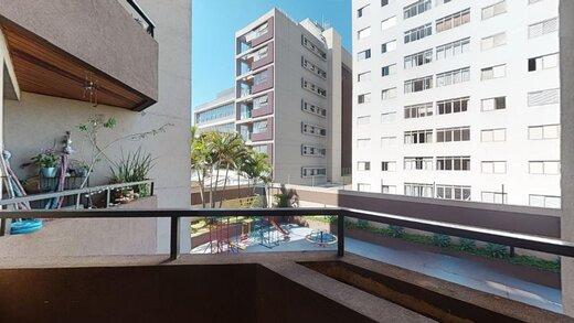 Living - Apartamento à venda Rua Fradique Coutinho,Vila Madalena, São Paulo - R$ 767.000 - II-20232-33645 - 7