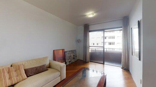 Living - Apartamento à venda Rua Fradique Coutinho,Vila Madalena, São Paulo - R$ 767.000 - II-20232-33645 - 9