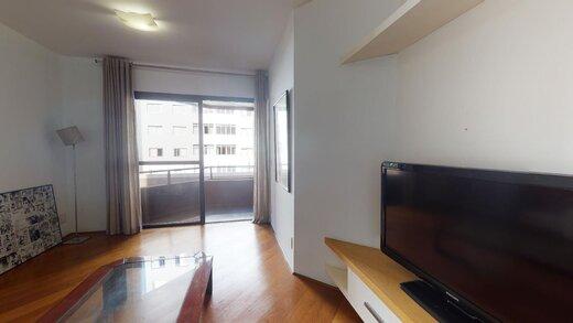 Living - Apartamento à venda Rua Fradique Coutinho,Vila Madalena, São Paulo - R$ 767.000 - II-20232-33645 - 10