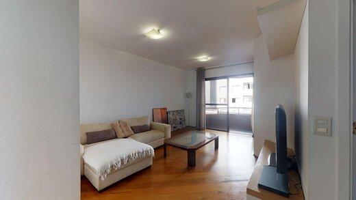 Living - Apartamento à venda Rua Fradique Coutinho,Vila Madalena, São Paulo - R$ 767.000 - II-20232-33645 - 12
