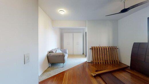 Quarto principal - Apartamento à venda Rua Fradique Coutinho,Vila Madalena, São Paulo - R$ 767.000 - II-20232-33645 - 13