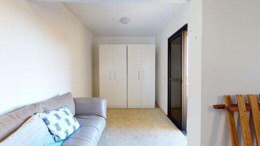 Quarto principal - Apartamento à venda Rua Fradique Coutinho,Vila Madalena, São Paulo - R$ 767.000 - II-20232-33645 - 15