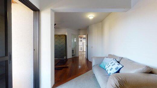 Quarto principal - Apartamento à venda Rua Fradique Coutinho,Vila Madalena, São Paulo - R$ 767.000 - II-20232-33645 - 16