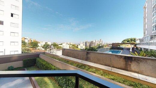 Quarto principal - Apartamento à venda Rua Fradique Coutinho,Vila Madalena, São Paulo - R$ 767.000 - II-20232-33645 - 17