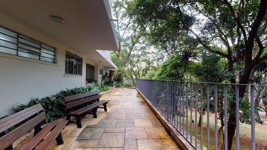 Fachada - Apartamento à venda Rua Doutor Tomás Carvalhal,Paraíso, Zona Sul,São Paulo - R$ 665.000 - II-20234-33647 - 19