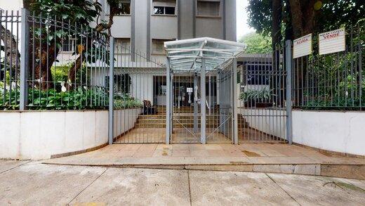 Fachada - Apartamento à venda Rua Doutor Tomás Carvalhal,Paraíso, Zona Sul,São Paulo - R$ 665.000 - II-20234-33647 - 15