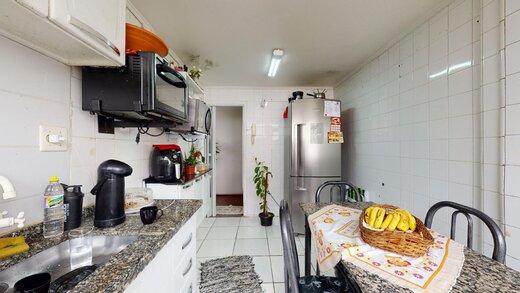 Cozinha - Apartamento à venda Rua Doutor Tomás Carvalhal,Paraíso, Zona Sul,São Paulo - R$ 665.000 - II-20234-33647 - 14