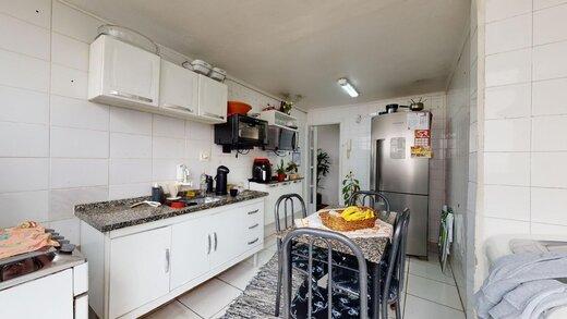 Cozinha - Apartamento à venda Rua Doutor Tomás Carvalhal,Paraíso, Zona Sul,São Paulo - R$ 665.000 - II-20234-33647 - 13