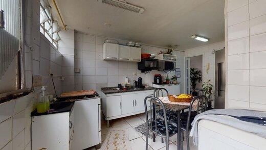 Cozinha - Apartamento à venda Rua Doutor Tomás Carvalhal,Paraíso, Zona Sul,São Paulo - R$ 665.000 - II-20234-33647 - 1