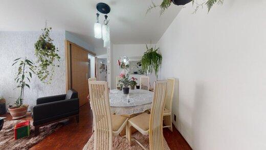 Living - Apartamento à venda Rua Doutor Tomás Carvalhal,Paraíso, Zona Sul,São Paulo - R$ 665.000 - II-20234-33647 - 11