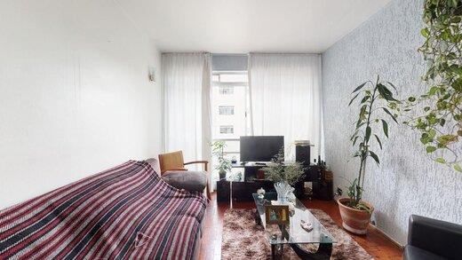 Living - Apartamento à venda Rua Doutor Tomás Carvalhal,Paraíso, Zona Sul,São Paulo - R$ 665.000 - II-20234-33647 - 10