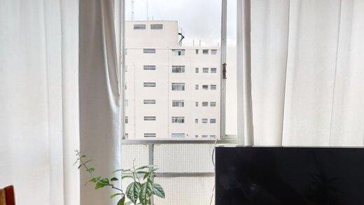 Living - Apartamento à venda Rua Doutor Tomás Carvalhal,Paraíso, Zona Sul,São Paulo - R$ 665.000 - II-20234-33647 - 9