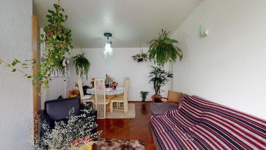 Living - Apartamento à venda Rua Doutor Tomás Carvalhal,Paraíso, Zona Sul,São Paulo - R$ 665.000 - II-20234-33647 - 8
