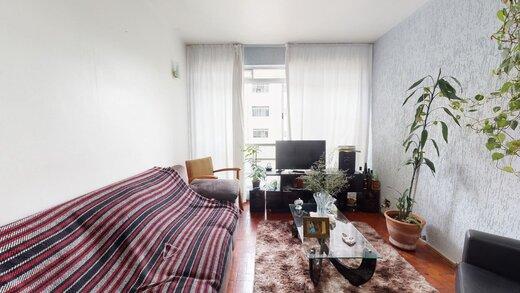 Living - Apartamento à venda Rua Doutor Tomás Carvalhal,Paraíso, Zona Sul,São Paulo - R$ 665.000 - II-20234-33647 - 7