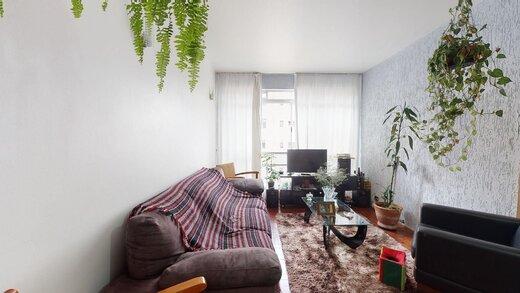 Living - Apartamento à venda Rua Doutor Tomás Carvalhal,Paraíso, Zona Sul,São Paulo - R$ 665.000 - II-20234-33647 - 6
