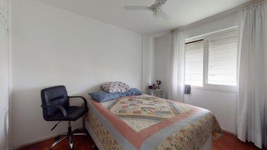 Quarto principal - Apartamento à venda Rua Doutor Tomás Carvalhal,Paraíso, Zona Sul,São Paulo - R$ 665.000 - II-20234-33647 - 5