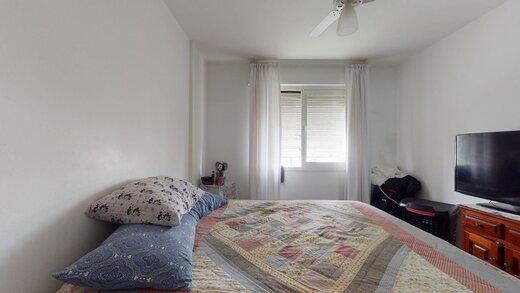 Quarto principal - Apartamento à venda Rua Doutor Tomás Carvalhal,Paraíso, Zona Sul,São Paulo - R$ 665.000 - II-20234-33647 - 4