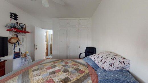 Quarto principal - Apartamento à venda Rua Doutor Tomás Carvalhal,Paraíso, Zona Sul,São Paulo - R$ 665.000 - II-20234-33647 - 3