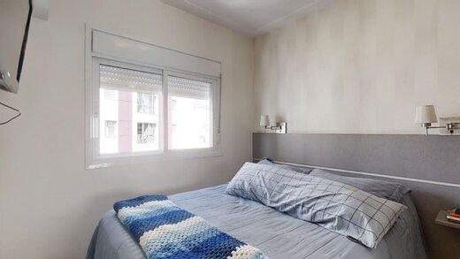 Quarto principal - Apartamento à venda Rua Apotribu,Saúde, Zona Sul,São Paulo - R$ 775.000 - II-19689-32771 - 9