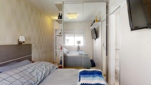 Quarto principal - Apartamento à venda Rua Apotribu,Saúde, Zona Sul,São Paulo - R$ 775.000 - II-19689-32771 - 8