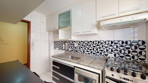 Cozinha - Apartamento à venda Alameda dos Guaiós,Saúde, São Paulo - R$ 479.000 - II-20298-33739 - 3