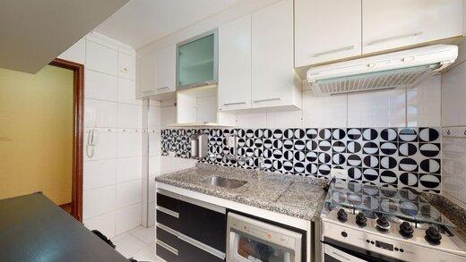 Cozinha - Apartamento à venda Alameda dos Guaiós,Saúde, São Paulo - R$ 479.000 - II-20298-33739 - 5