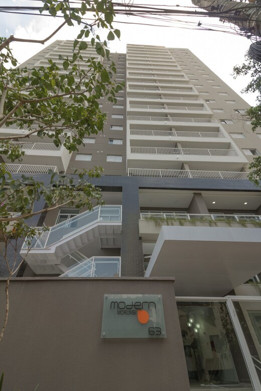 Fachada - Apartamento à venda Rua Alexandre Benois,Vila Andrade, São Paulo - R$ 597.910 - II-20244-33661 - 1