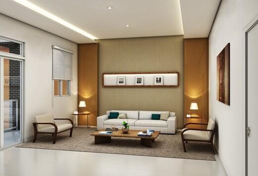 Hall - Apartamento à venda Rua Alexandre Benois,Vila Andrade, São Paulo - R$ 597.910 - II-20244-33661 - 4