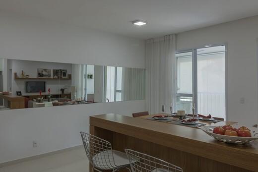 Living - Apartamento à venda Rua Alexandre Benois,Vila Andrade, São Paulo - R$ 597.910 - II-20244-33661 - 6
