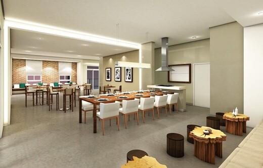 Salao de festas - Apartamento à venda Rua Alexandre Benois,Vila Andrade, São Paulo - R$ 597.910 - II-20244-33661 - 7
