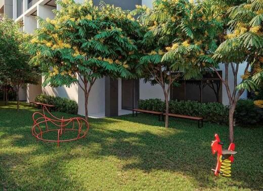 Playground - Studio à venda Avenida Afonso Mariano Fagundes,Vila da Saúde, São Paulo - R$ 292.800 - II-20281-33712 - 23