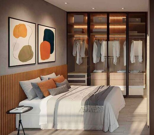 Dormitorio - Fachada - Praça Saúde by You - Residencial - Breve Lançamento - 1100 - 6