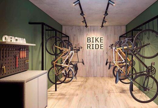 Bicicletario - Fachada - Praça Saúde by You - Residencial - Breve Lançamento - 1100 - 18