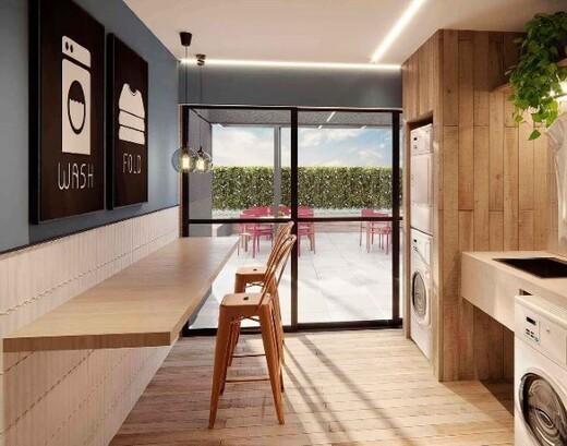 Lavanderia - Studio à venda Avenida Afonso Mariano Fagundes,Vila da Saúde, São Paulo - R$ 292.800 - II-20281-33712 - 9
