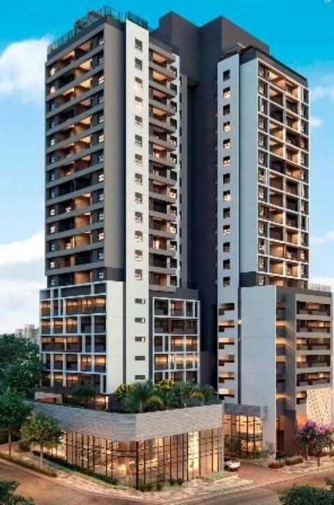 Fachada - Studio à venda Avenida Afonso Mariano Fagundes,Vila da Saúde, São Paulo - R$ 292.800 - II-20281-33712 - 1