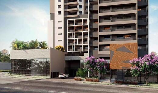 Portaria - Studio à venda Avenida Afonso Mariano Fagundes,Vila da Saúde, São Paulo - R$ 292.800 - II-20281-33712 - 4