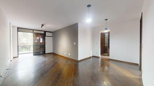 Living - Apartamento 2 quartos à venda Leblon, Rio de Janeiro - R$ 1.705.000 - II-20350-33856 - 3