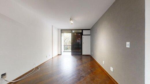 Living - Apartamento 2 quartos à venda Leblon, Rio de Janeiro - R$ 1.705.000 - II-20350-33856 - 4