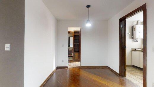 Living - Apartamento 2 quartos à venda Leblon, Rio de Janeiro - R$ 1.705.000 - II-20350-33856 - 5