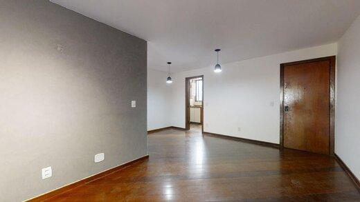 Living - Apartamento 2 quartos à venda Leblon, Rio de Janeiro - R$ 1.705.000 - II-20350-33856 - 7