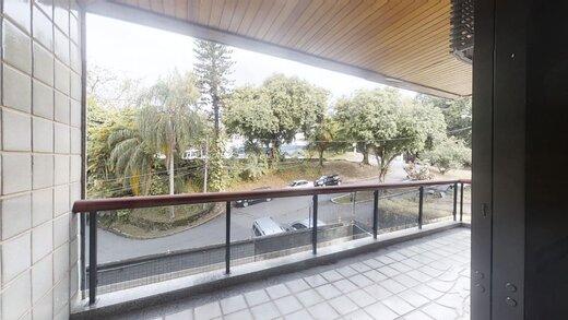 Living - Apartamento 2 quartos à venda Leblon, Rio de Janeiro - R$ 1.705.000 - II-20350-33856 - 11