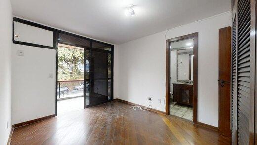 Quarto principal - Apartamento 2 quartos à venda Leblon, Rio de Janeiro - R$ 1.705.000 - II-20350-33856 - 26